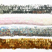 Image of Statement Sequin Chokers - 10% off