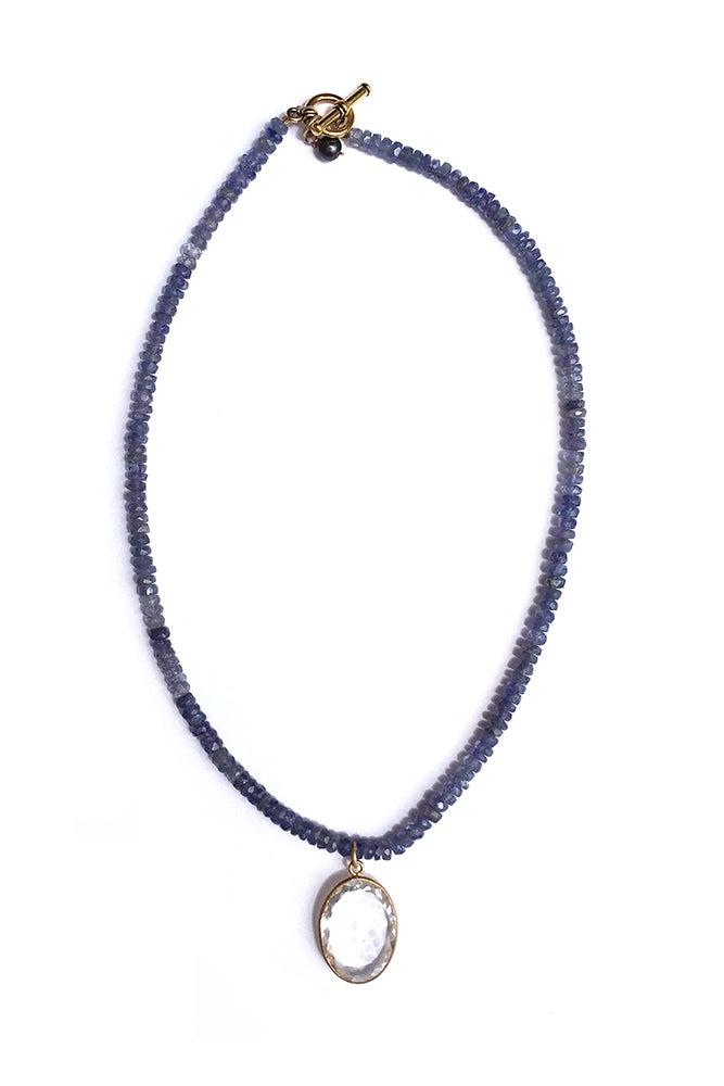 Image of Simple Tanzanite Drop