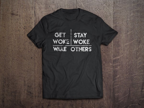 Image of Wake Up T-Shirt