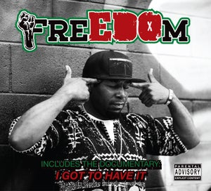 "Image of EDO.G ""FreEDOm"" Digipak CD & ""I Got To Have It"" Documentary DVD"