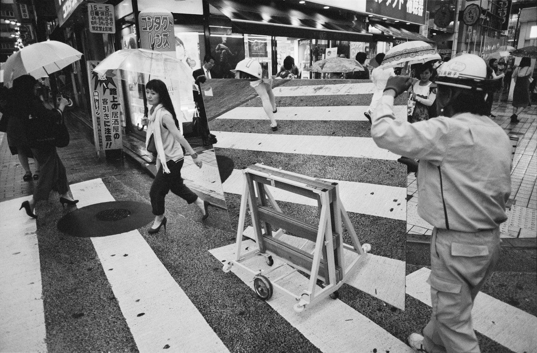 Image of Crossing in Shibuya, Tokyo 2016