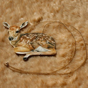 Image of Fawn necklace