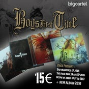 Image of Complete Discography Promo Pack