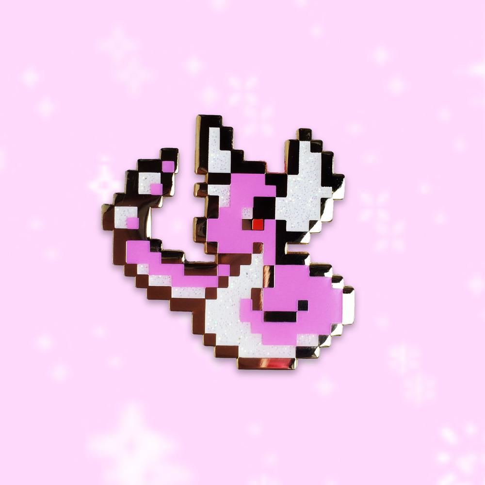 Image of 8bit Dragonair