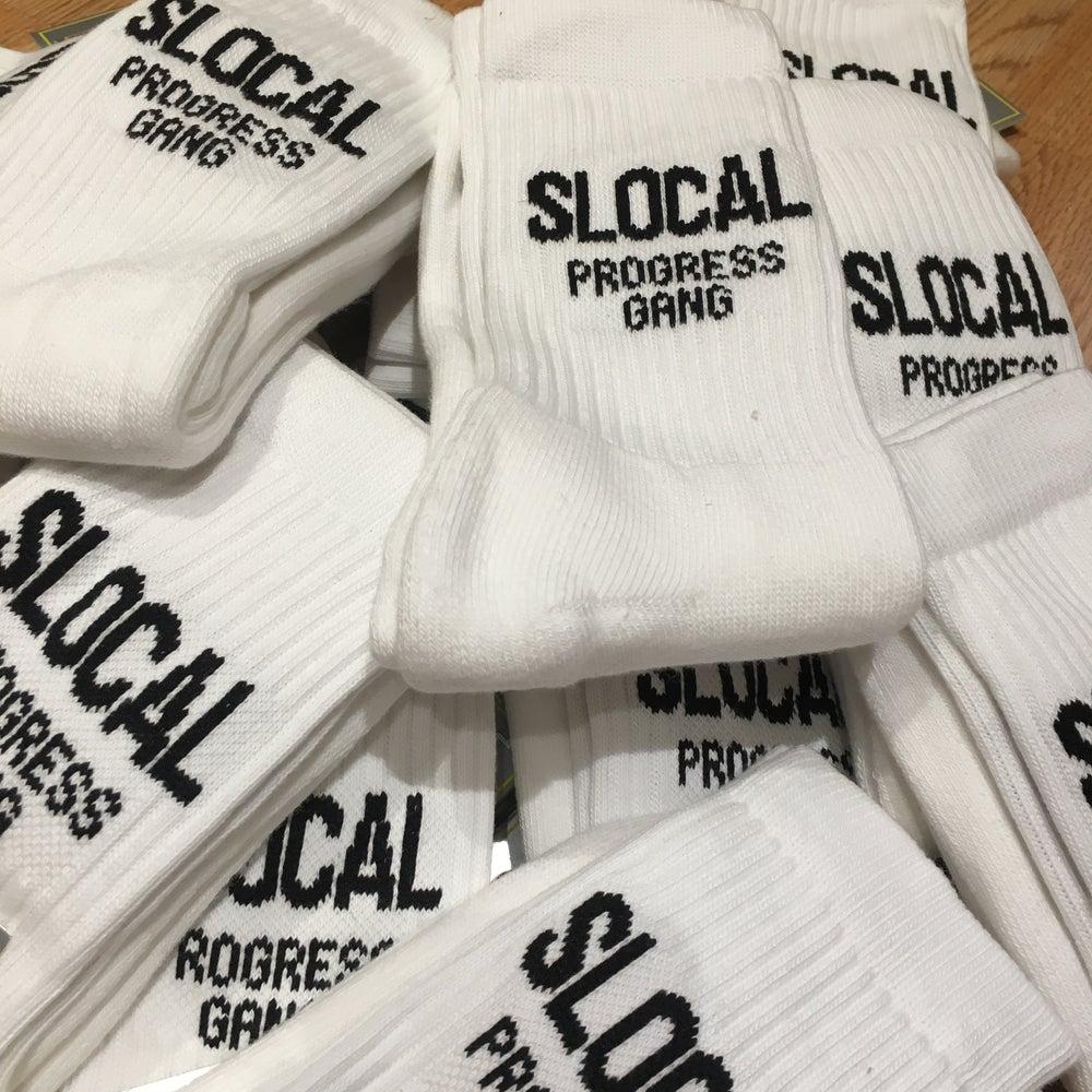 Image of SLOCAL Progress Gang Socks