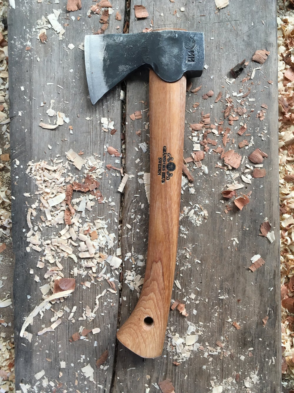 Image of Gränsfors Bruk Wildlife Hatchet