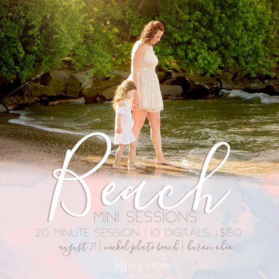 Image of Beach Mini Sessions