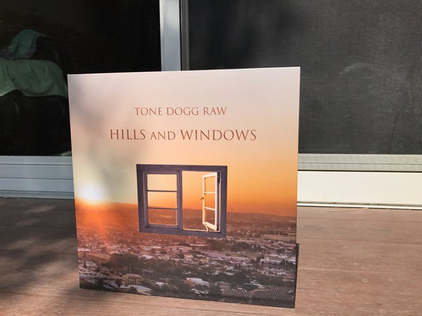 "Image of Hills and Windows 12"" Vinyl"