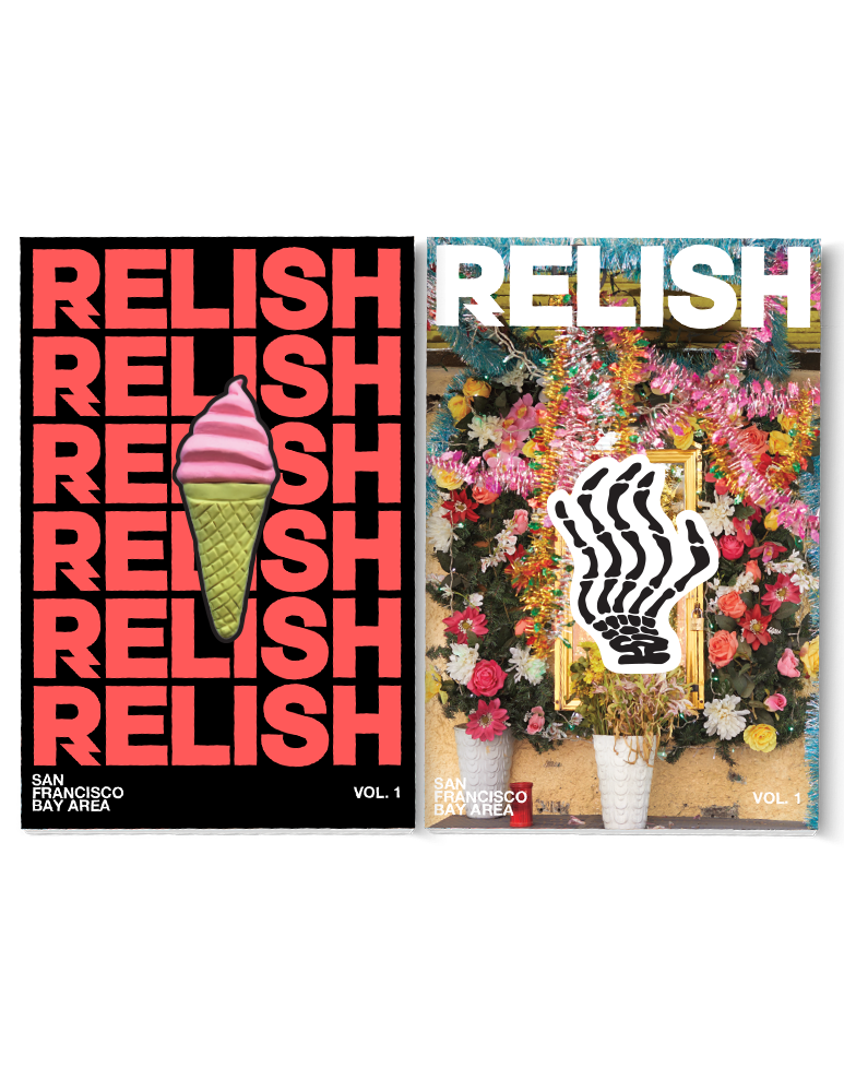 Image of RELISH VOL. 1 San Francisco Bay Area