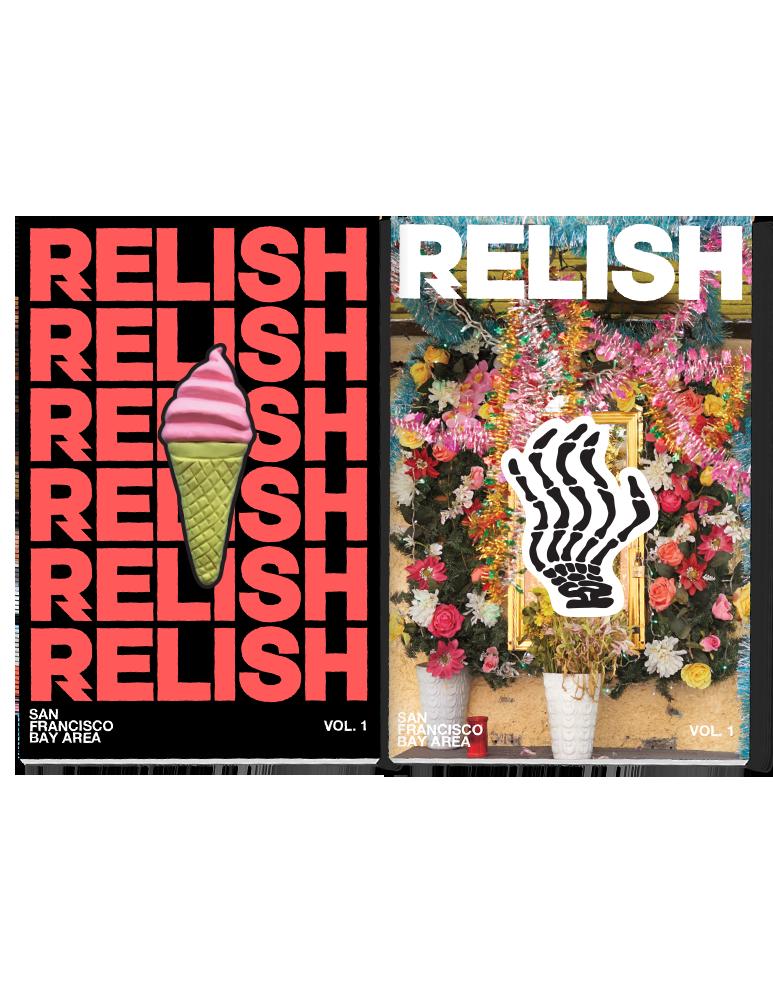 Image of RELISH VOL. 1 San Francisco Bay Area