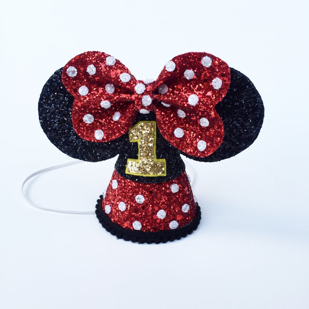 Image of Minnie Mouse Party hat
