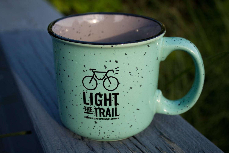Image of Light the Trail Camping Mug