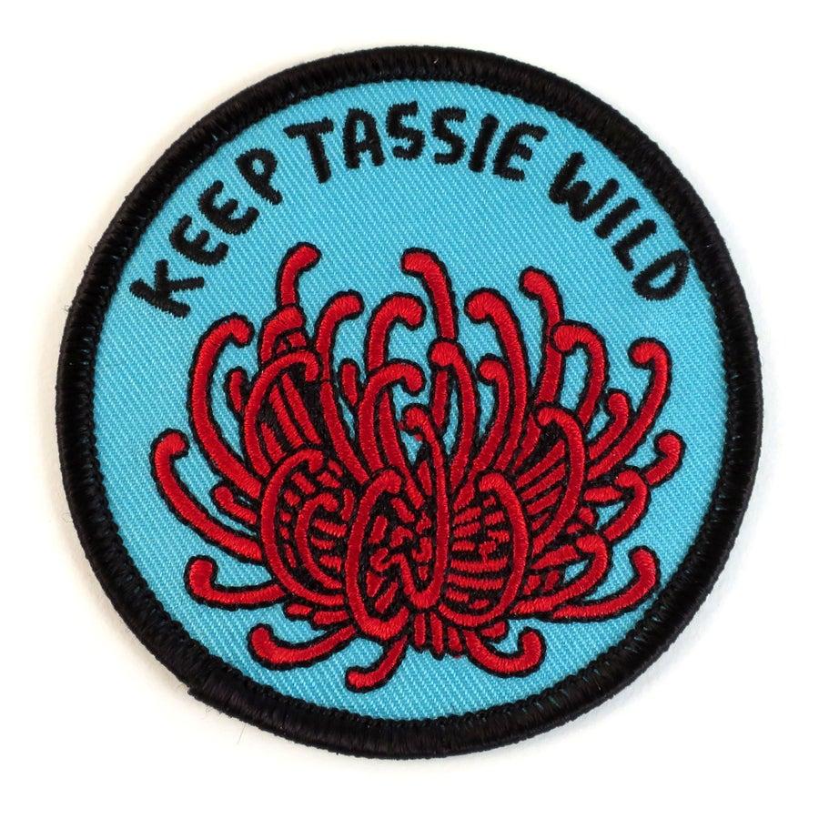 Image of Keep Tassie Wild - Waratah Patch