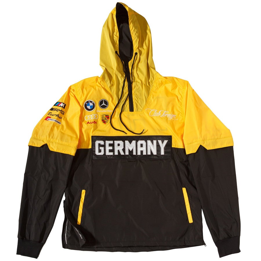 Image of CFG - Yellow Windbreaker