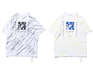 "Image of DeMarcoLab ""F/F TIE DYE TEE"""