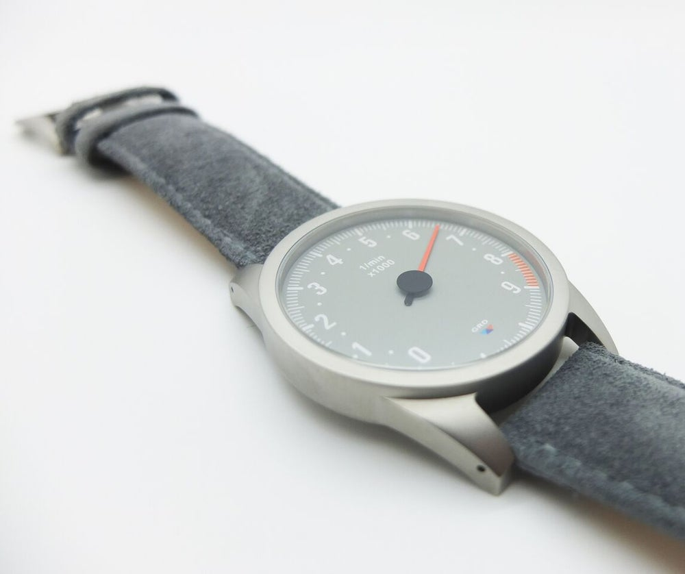 Image of GuardsRed-Design BM-46 Watch