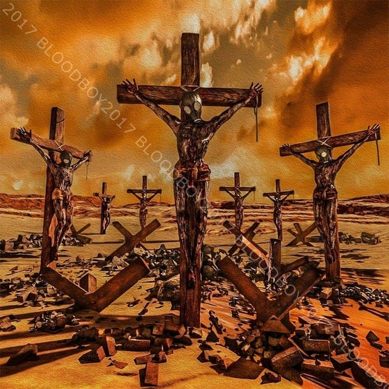 Image of CRUCIFY