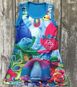 Image of Trolls Dress