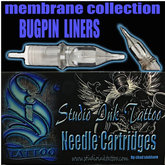 Image of membrane collection bugpin liner