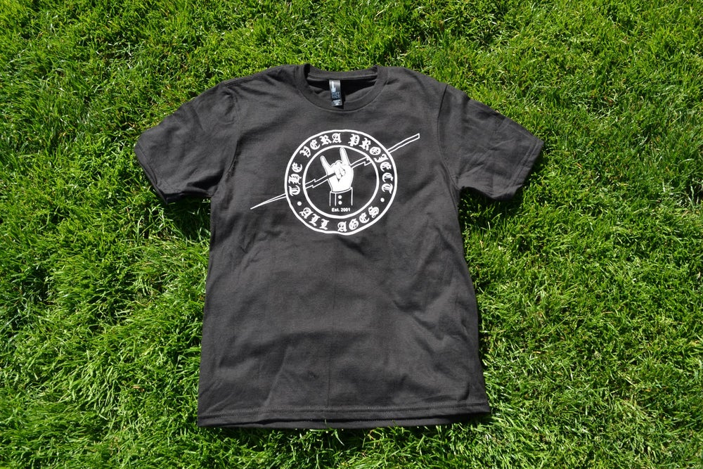 Image of Limited Edition Metal Logo Tee