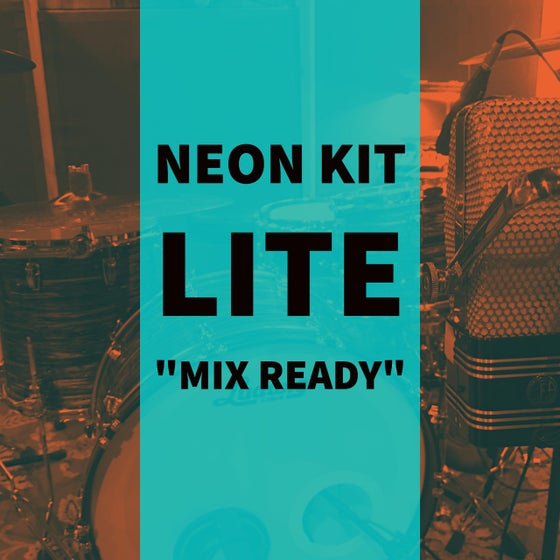 "Image of Neon Kit- Lite ""Mix ready"""