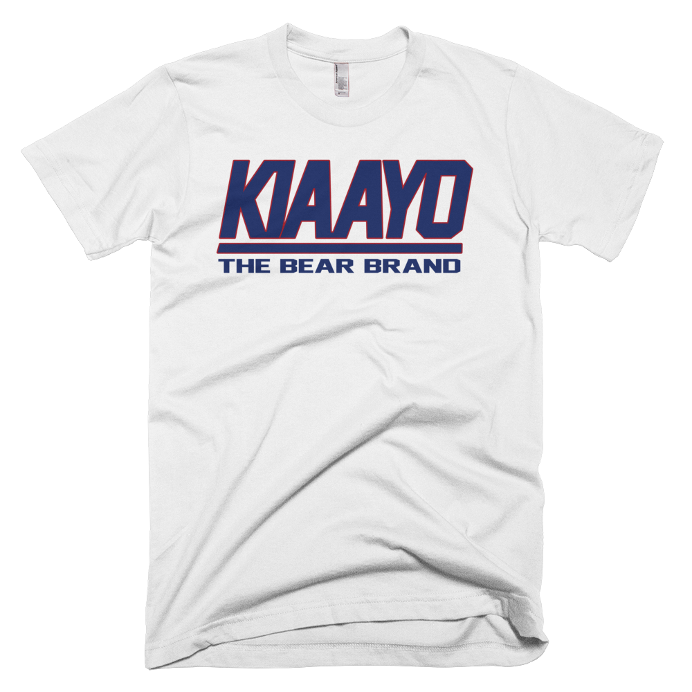 Image of Kiaayo NY (White tee)