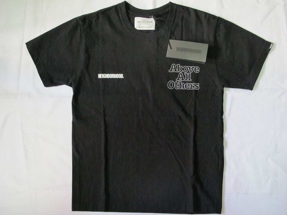 Image of Neighborhood - Above Tee (Black)