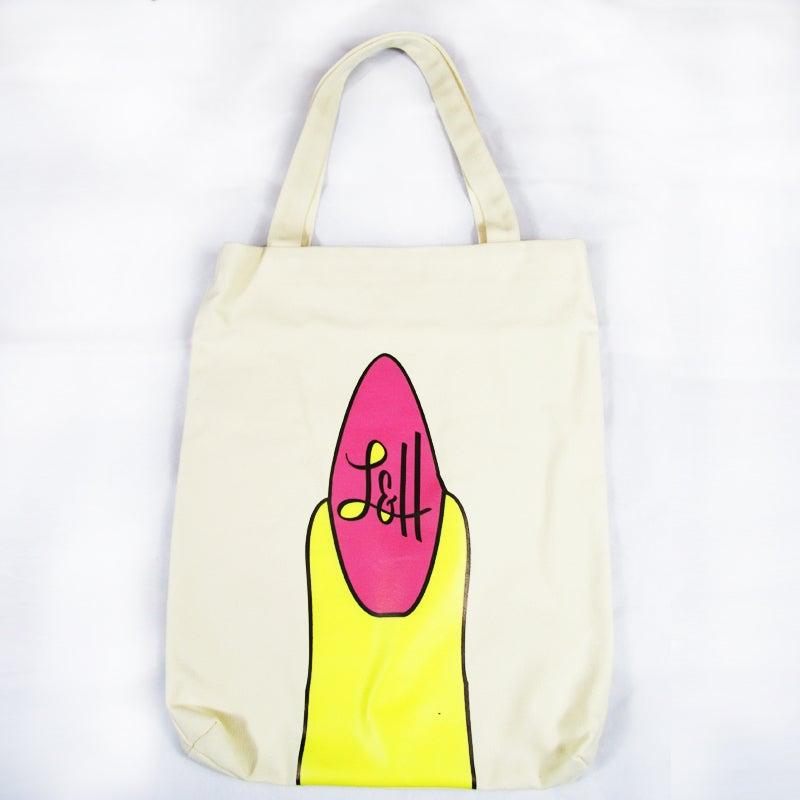 Image of L&H Tote Bag