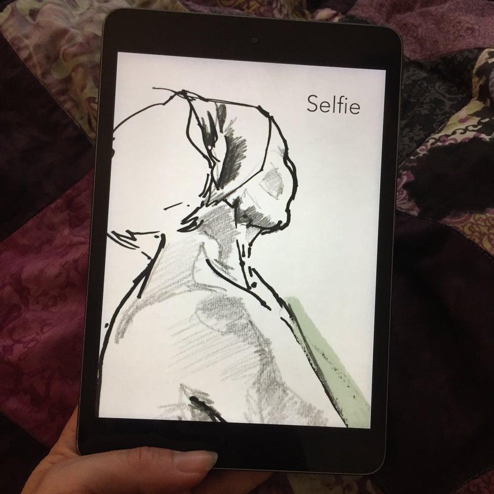 Image of Selfie Zine - PDF copy