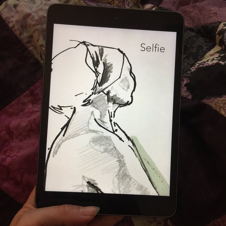 Image of Selfie Zine - PDF copy