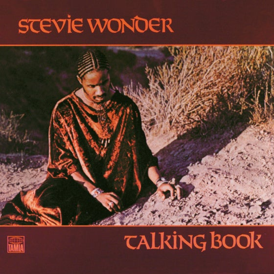 Image of STEVIE WONDER - TALKING BOOK