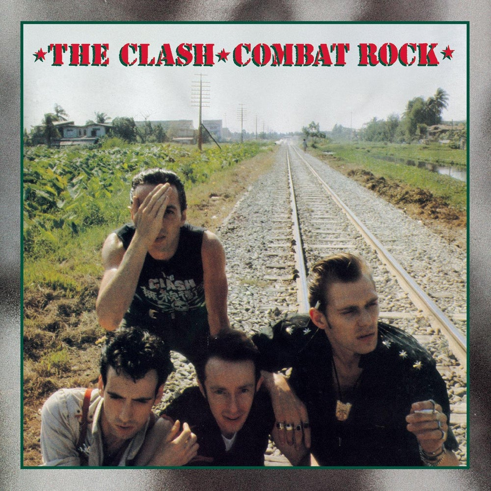 Image of THE CLASH - COMBAT ROCK