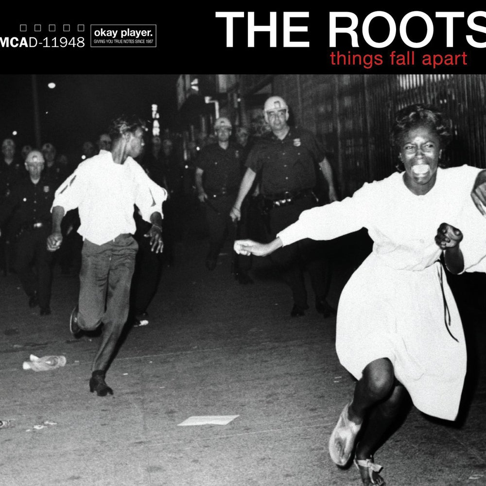 Image of THE ROOTS - THINGS FALL APART