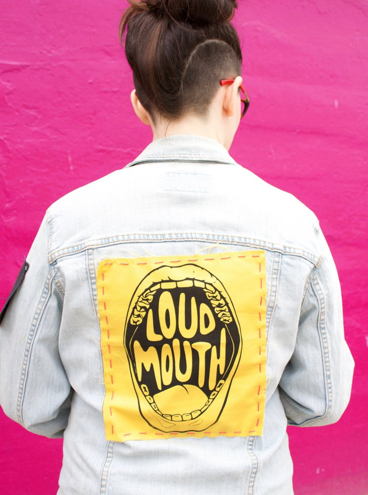 Image of LOUD MOUTH ROUGH PATCH