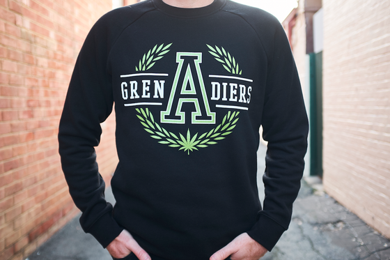 "Image of ""Animal House"" Crew Neck"