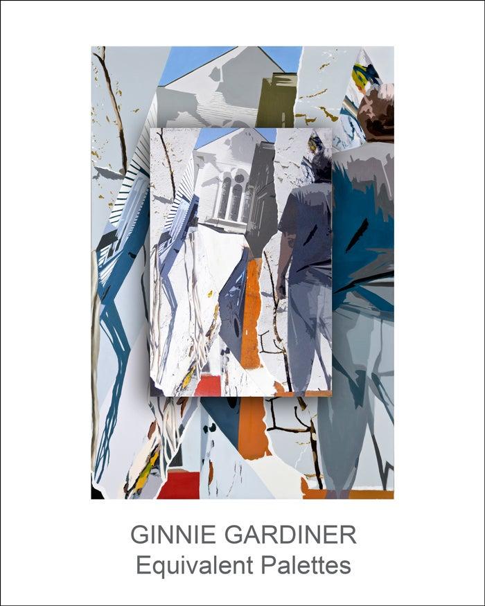 Image of Ginnie Gardiner: Equivalent Palettes