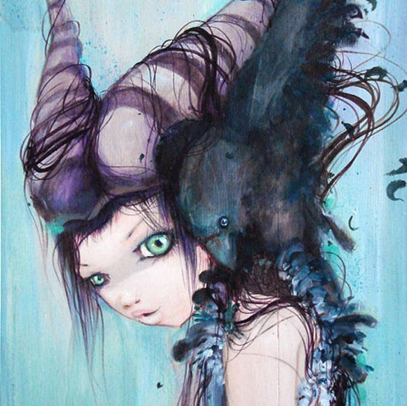 Image of Maleficent Prints
