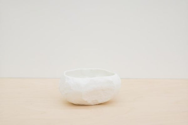 Image of Max Lamb - Cockery Bowl, White