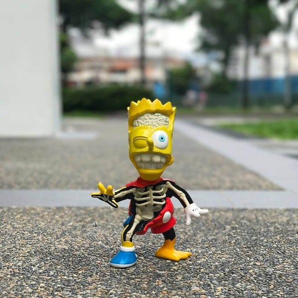 Image of Coté Escriva - TWISTED BART - LAST ONE