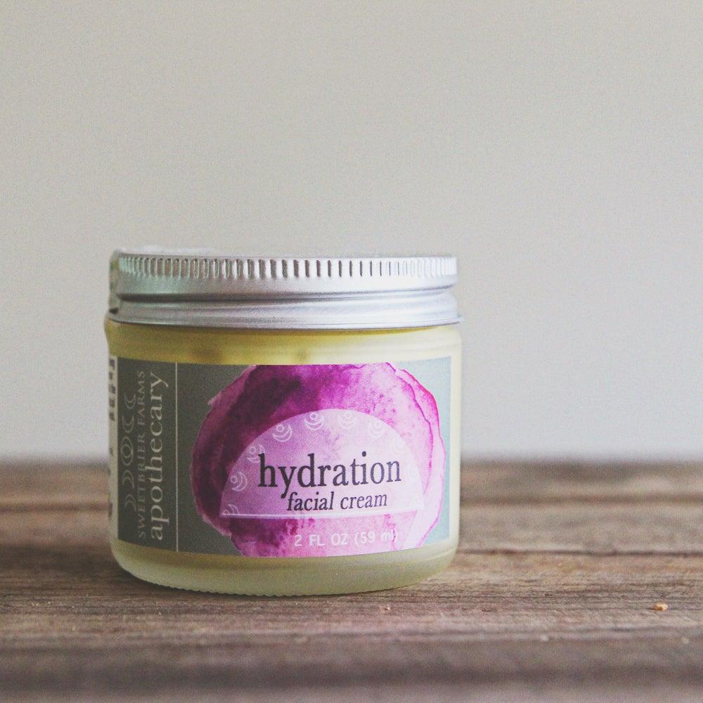 Image of hydration cream