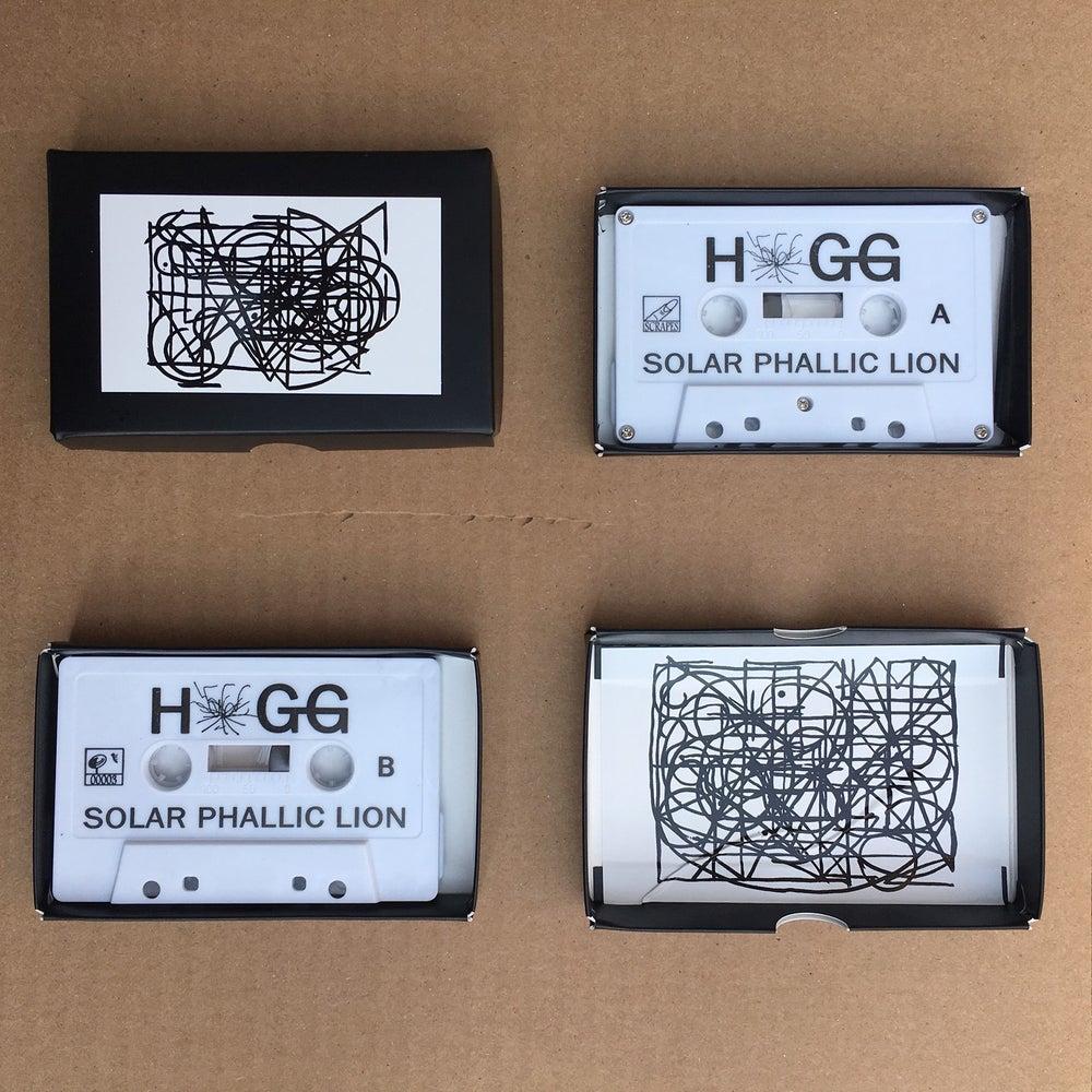Image of HOGG - Solar Phallic Lion Cassette