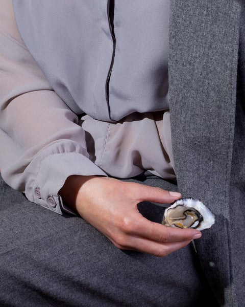 Image of Wardrobe Snacks - Oyster