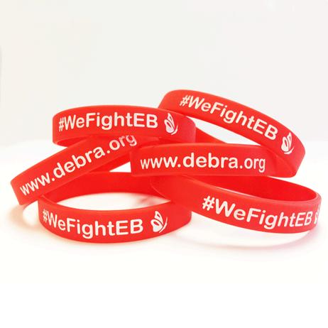 Image of #WeFightEB Awareness Bracelets