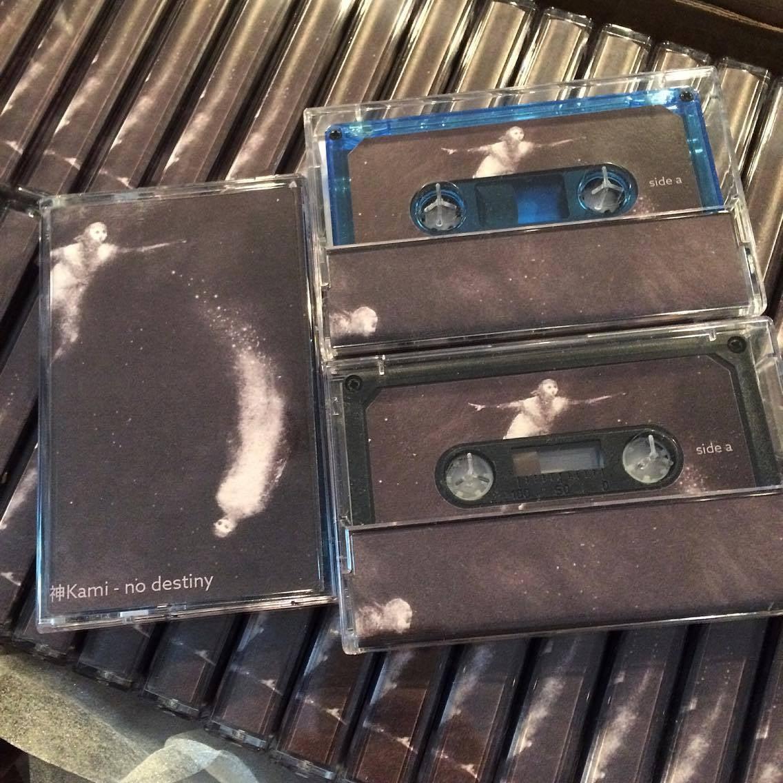 Image of 神Kami- no destiny cassette