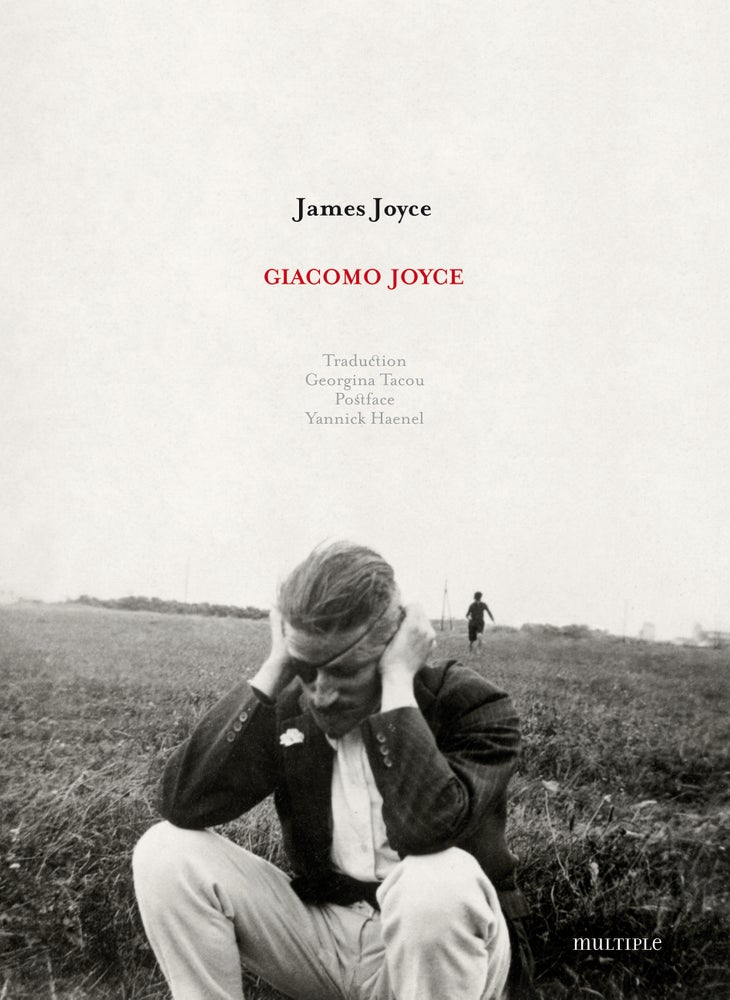 Image of James Joyce