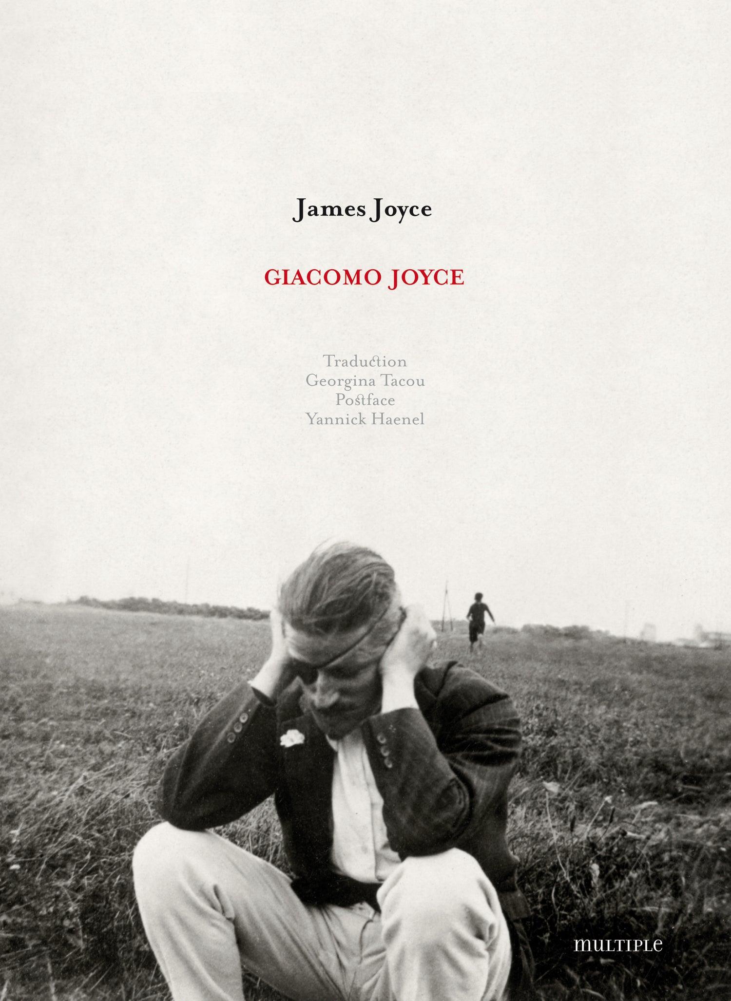 Image of James Joyce