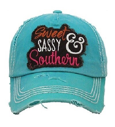 "Image of ""Sweet & Sassy"" Adjustable Cap"