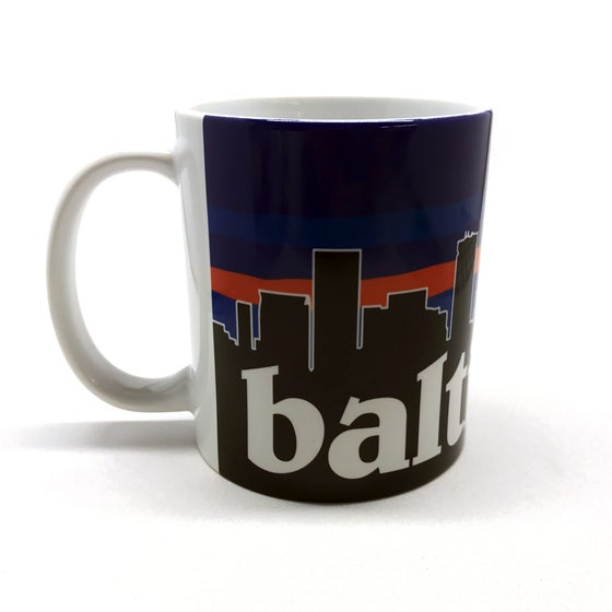 Image of Baltimore Skyline Mug