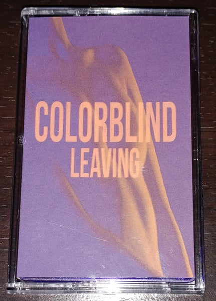 Image of Colorblind Leaving Tape