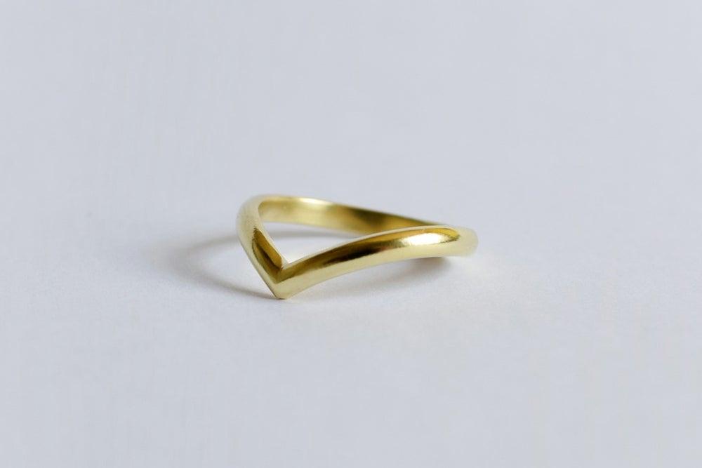 Image of Wishbone Ring